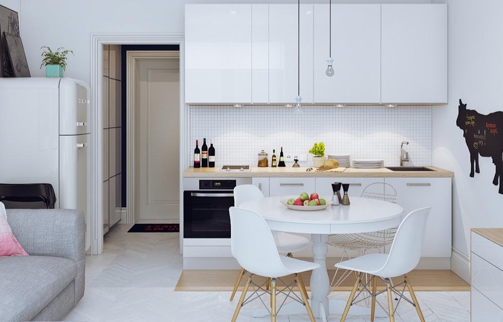 Come arredare spazi piccoli 5 idee a cui ispirarsi for Arredare piccoli spazi cucina soggiorno